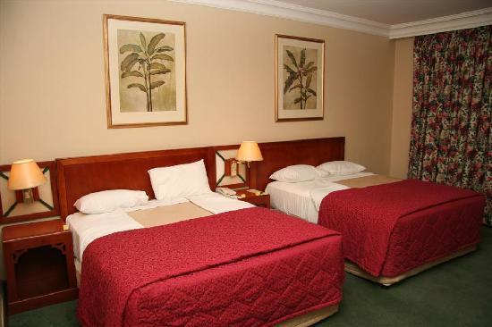 Indaba Hotel: Room #1