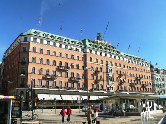 grand hotel stockholm picture of grand hotel stockholm tripadvisor. Black Bedroom Furniture Sets. Home Design Ideas