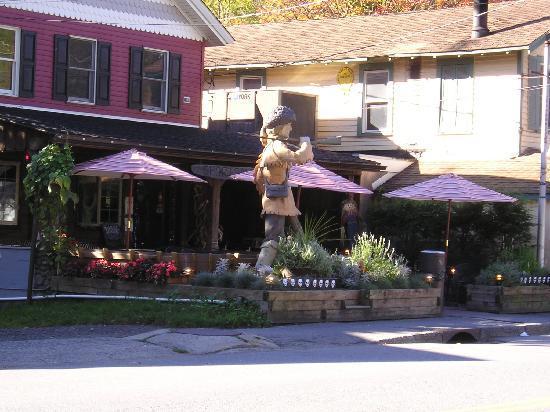 Phoenicia Belle: main street, phoenicia
