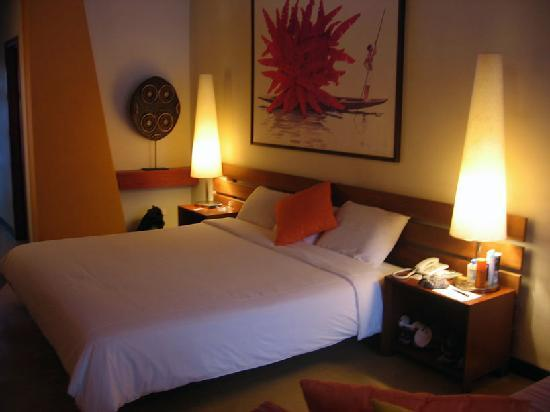 Decameron Decalodge Ticuna : Bed.