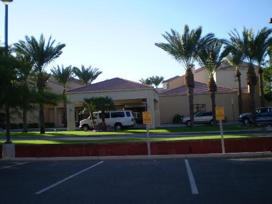 Courtyard Phoenix Mesa : Courtyard Mesa