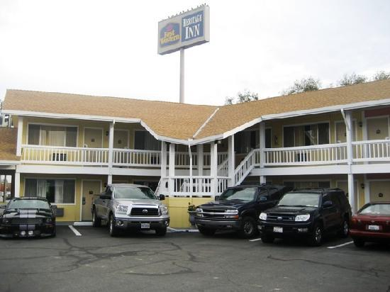 Best Western Heritage Inn: Exterior photo