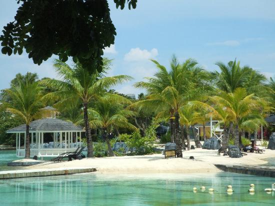 Plantation Bay Resort And Spa: Plantation Bay view