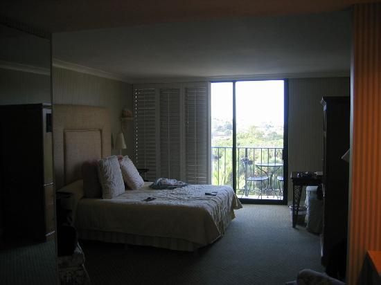 Hotel La Jolla, Curio Collection by Hilton : When you walk in the door this is what you see