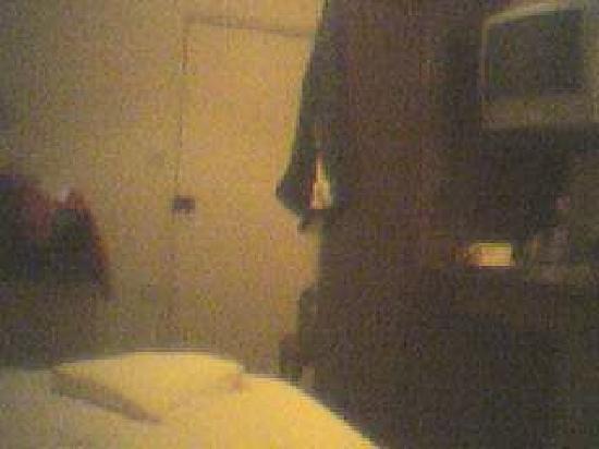 Jesmond Hotel: Vom Bett