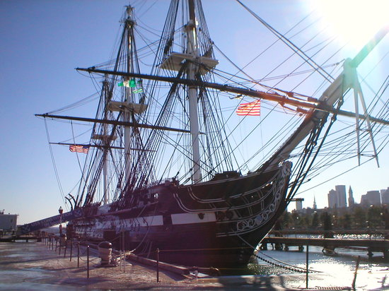Boston, MA: USS Constitution