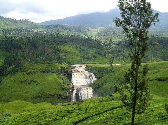 Kandy, Sri Lanka: Cascade