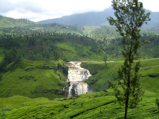 Kandy, Σρι Λάνκα: Cascade
