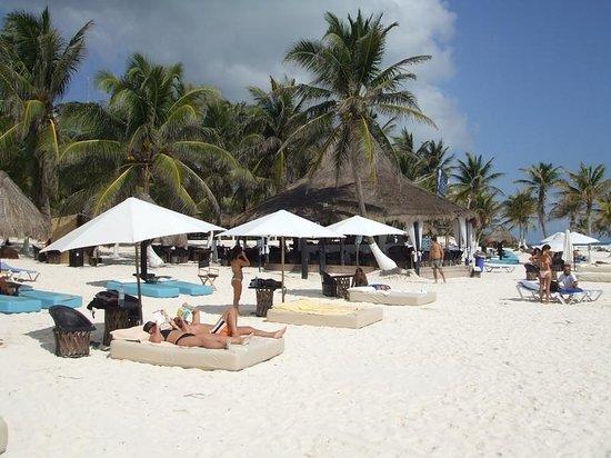El Paraiso Hotel Tulum: Beach Bar