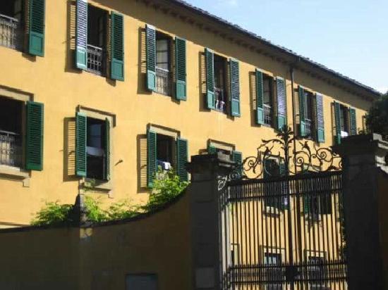 Villa Camerata Youth Hostel: Villa Camerata