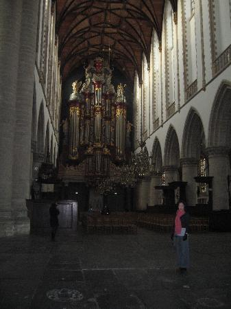 Haarlem, Holland: Church by the market
