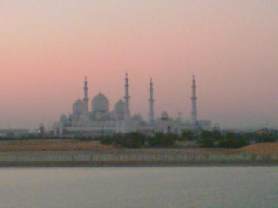 Shangri-La Hotel, Qaryat Al Beri, Abu Dhabi: grand mosque