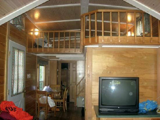 Cabin Loft Picture Of Cedar Point 39 S Lighthouse Point