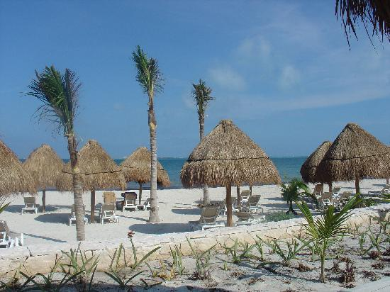 Excellence Playa Mujeres: Isla Mujeres View From Main Pool