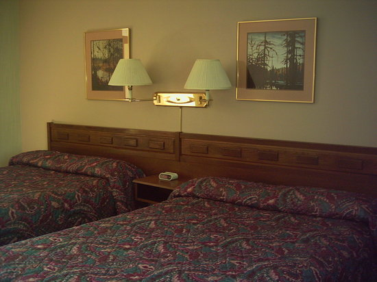 Red Coach Inn: standard room