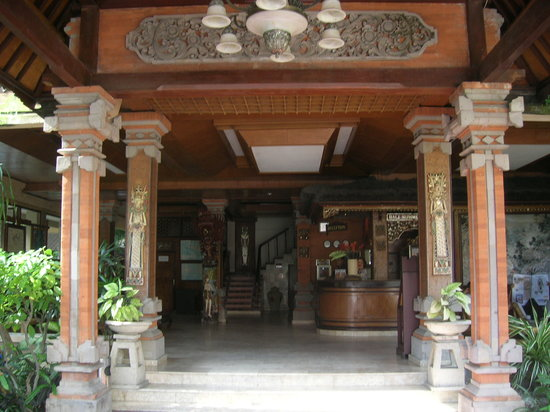 Bali Summer Hotel: Entry of the hotel