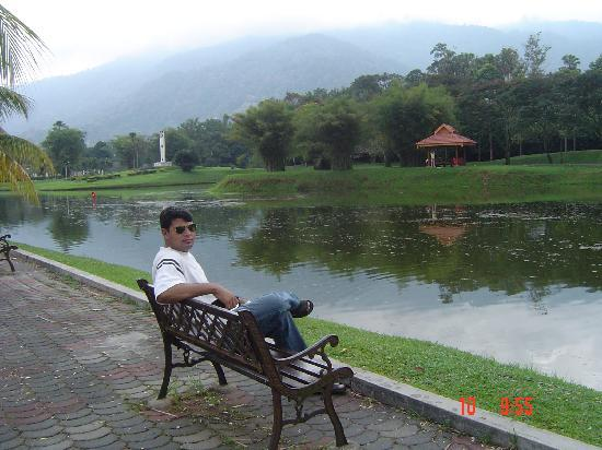 Taiping, Malaysia: Lake Gardens and Promenade are an absolute treat