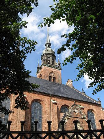 โคเปนเฮเกน, เดนมาร์ก: Helligaandskirkens, Copenhagen