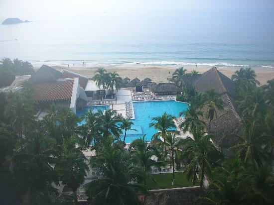 Park Royal Ixtapa: Views from our suite
