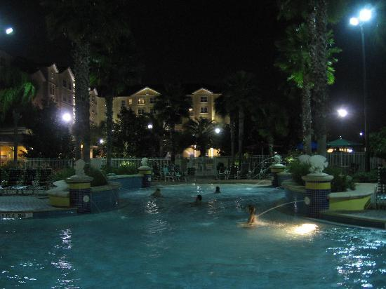 Another picture of pool residence inn by marriott for Pool show in orlando 2016