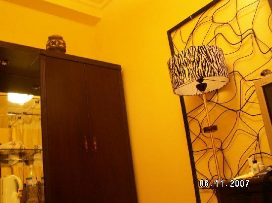 Pan 1 Hotel: Pan Hotel - room