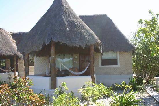 Celestun, Mexico: Eco Paraiso Room