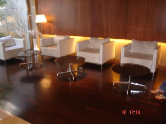 474 BUENOS AIRES HOTEL: Lobby
