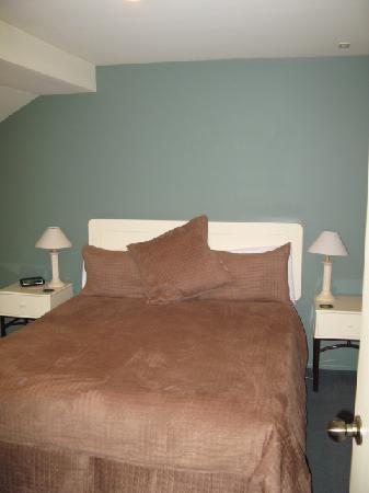 Tuscana Motor Lodge: Bedroom