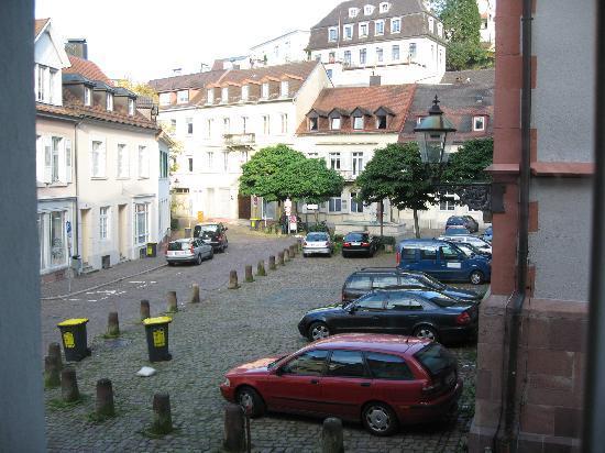 Hotel Am Markt: view of Marktplatz