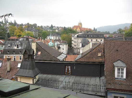 Hotel Am Markt: view from our room