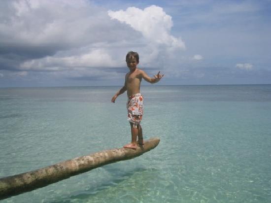 Isla de Providencia, Colombia: Keaton