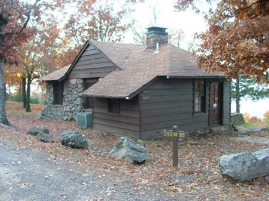 Dardanelle, AR: Cabin #65 at Mt Nebo