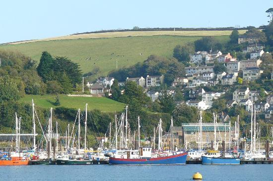 Knocklayd: Kingswear views