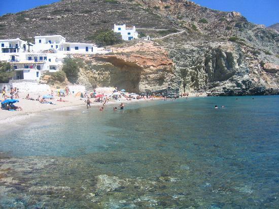Folegandros, Grecia: this is Angali