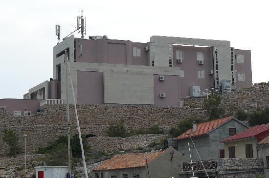 Hotel Ablana: The hotel