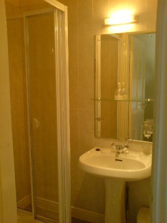 Cheltenham Lodge: bathroom