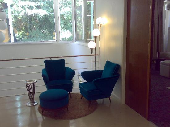 MY ba Hotel: Rincón modernista