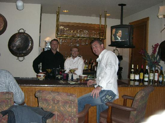 The Hotel Telluride : The bar at the hotel
