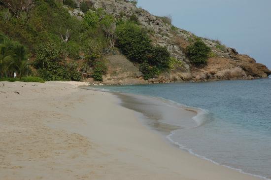 Galley Bay Resort : GAlley Bay Beach
