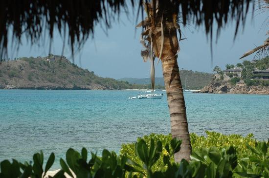 Galley Bay Resort : View from Gauguin restaurant