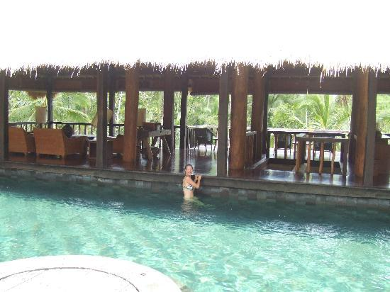 COMO Shambhala Estate : enjoying the pool and I don't want to leave