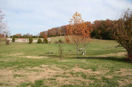 Byrdstown, TN: Cordell Hull State Historic Site- Picnic Area