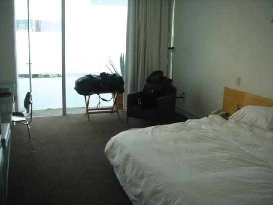 Hotel Habita: our room