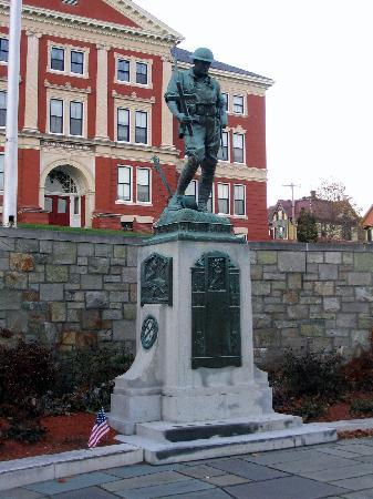 Marlborough, MA: WWI Memorial