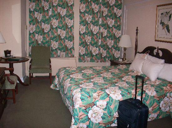 Arlington Resort Hotel & Spa: facing into the room