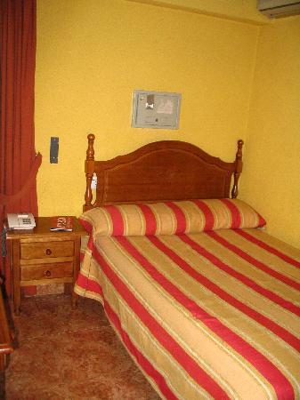 Hostal Playa: Room number 4