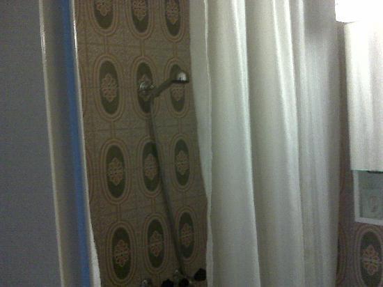 Hotel Diplomate: Bathroom 2