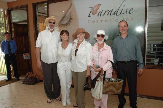 Hotel Linda Vista: After Sugery in COSTA RICA -PARADISE COSMETIC INN-