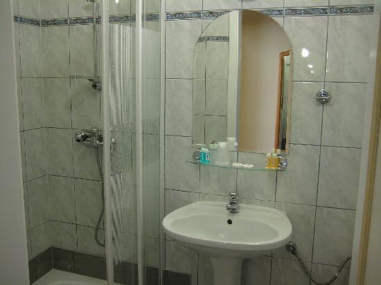 Wit Stwosz Hotel : Wit Stwosz bathroom