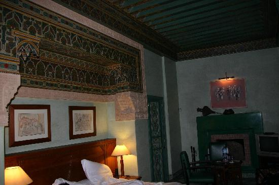 Riyad Al Moussika: Our bedroom